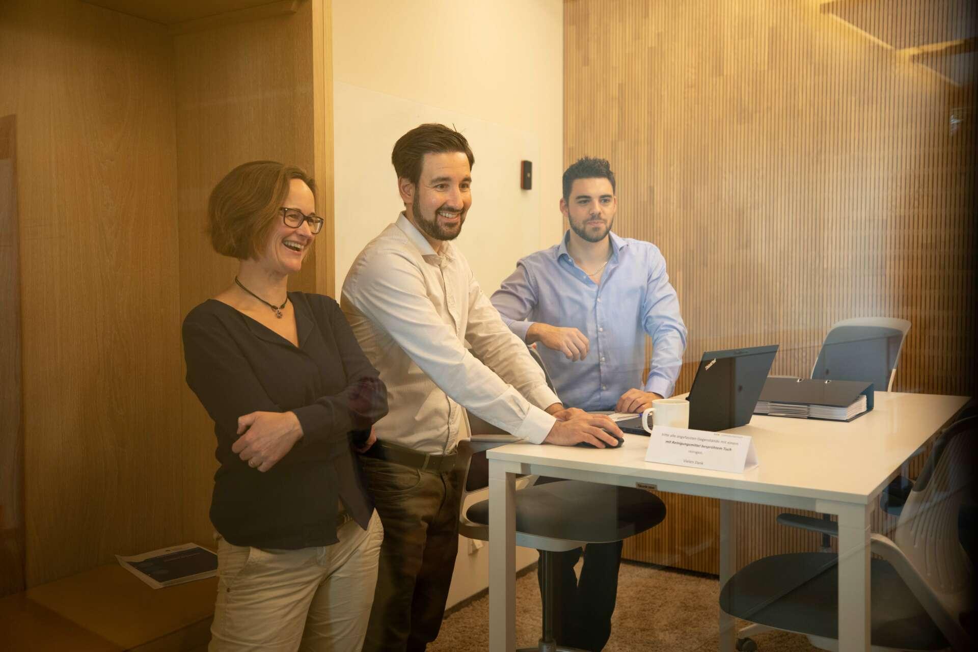 Meeting CP Bauteam