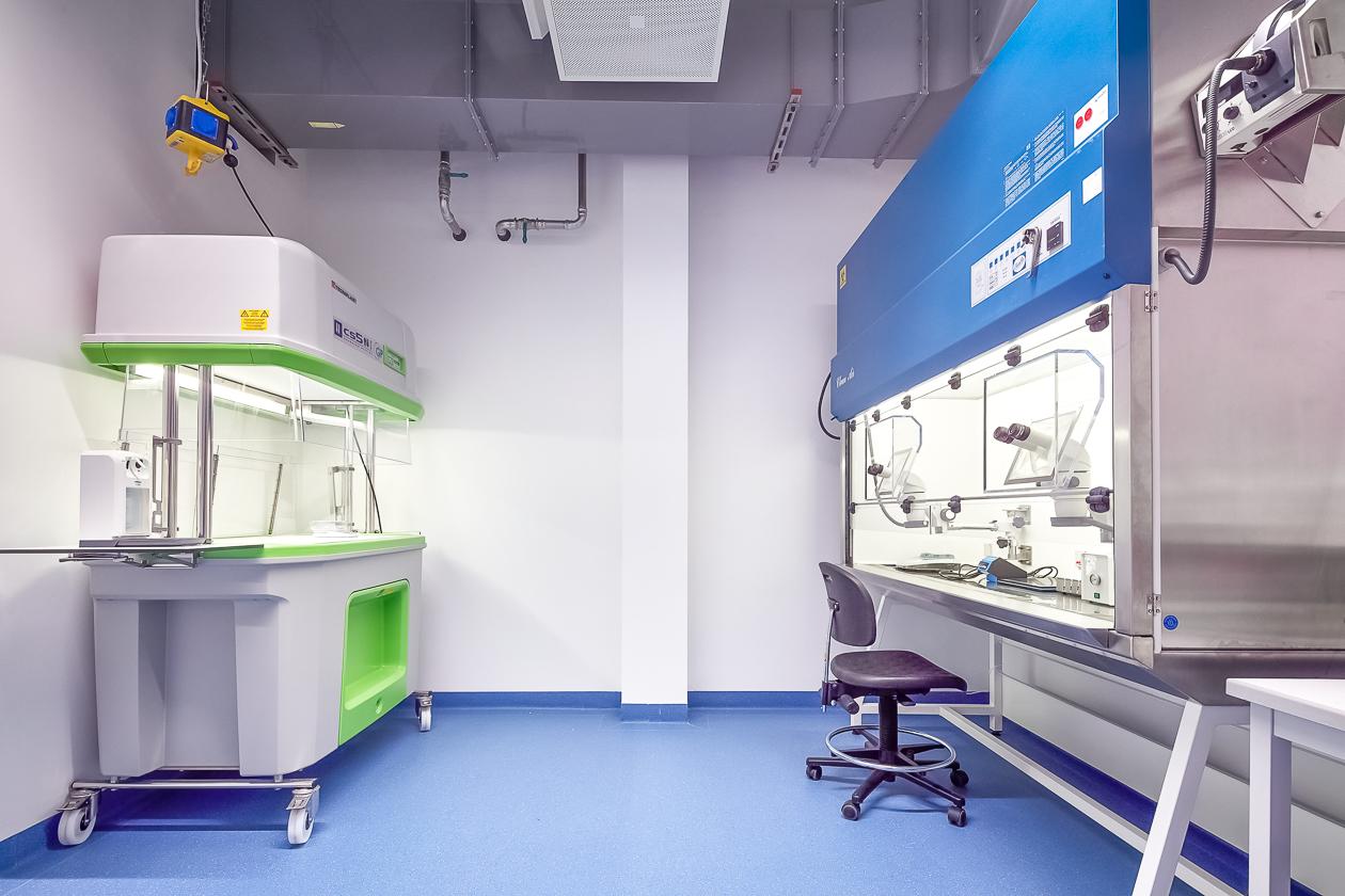 Projekt CP Bauteam GmbH, Taconic Biosciences GmbH