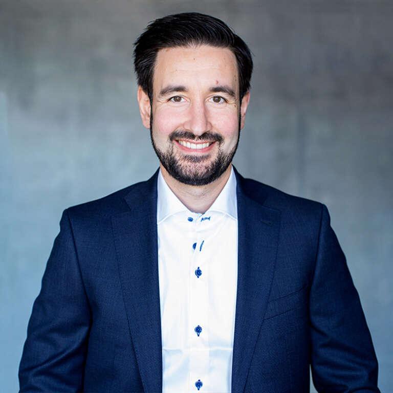 Team Projektmanager Christian Lingg