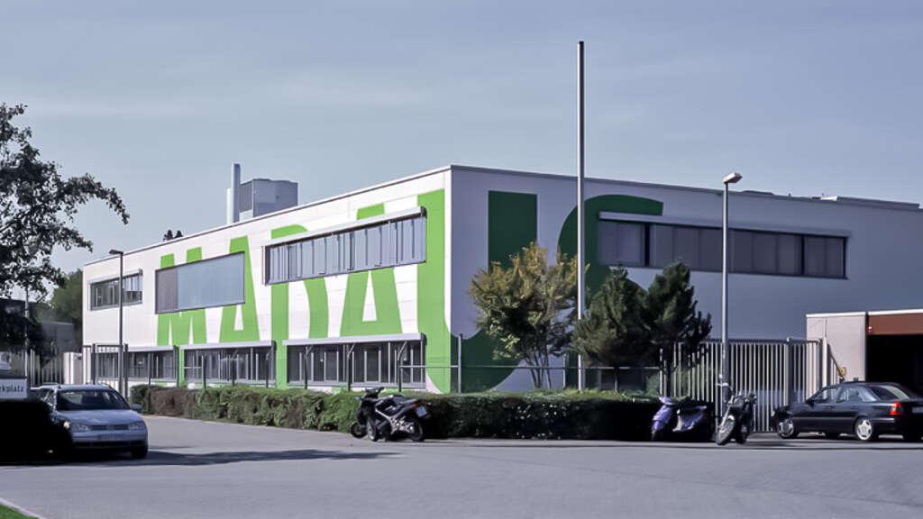 Projekt CP Bauteam GmbH, Madaus AG